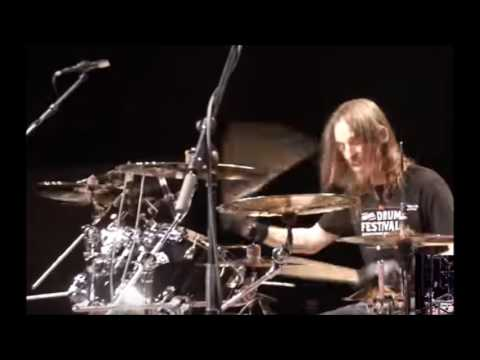 Megadeth officially announce Dirk Verbeuren from Soilwork as their new drummer!