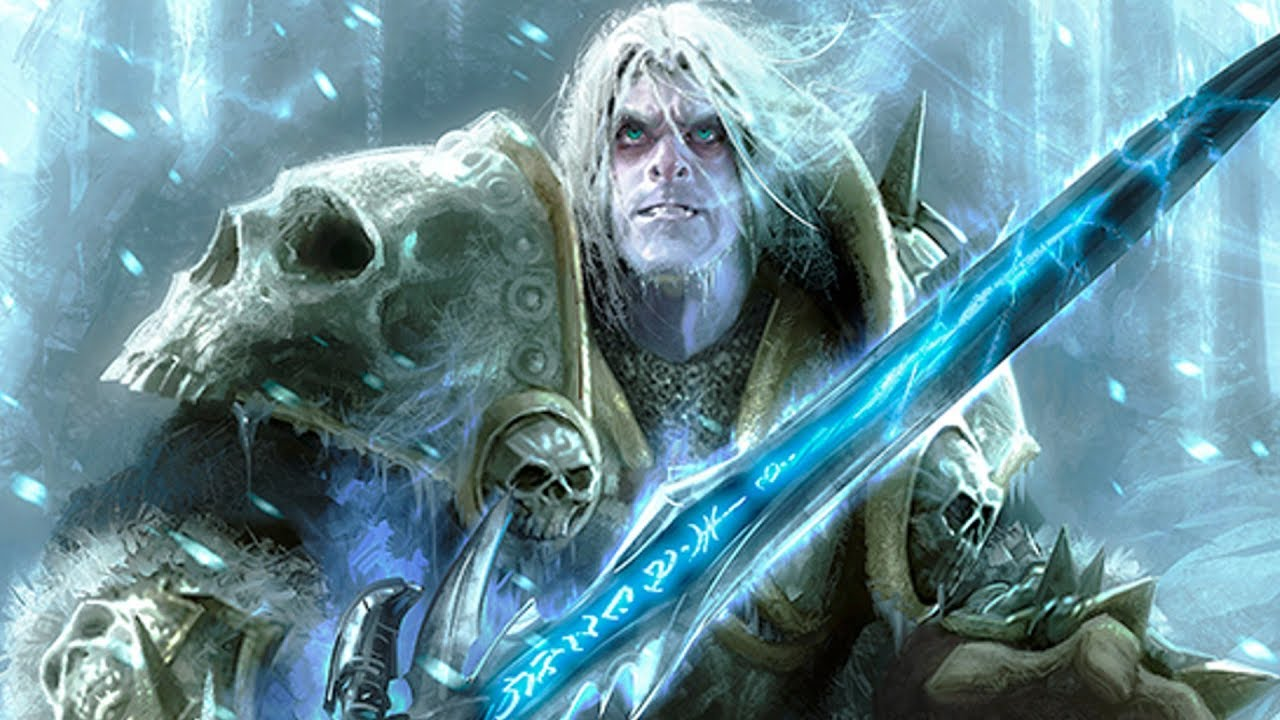 Fall Of The Lich King Wallpaper Raid At Gamescom The Final Phase Amp The Lich King S Fall