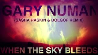 Gary Numan - When The Sky Bleeds (Sasha Raskin & Dolgof Remix)