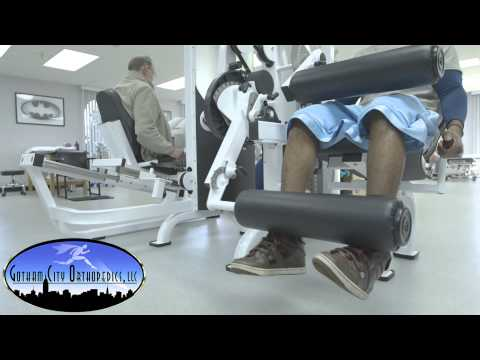 Patient Testimonial - Hamstring Injury - Gotham City Orthopedics New York City