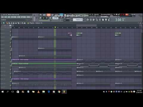 Whole lotta lovin - DJ Mustard (FL Studio Remake)