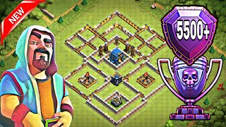 Th12 Trophy Base / Legend Base 2018 | Best Town Hall 12 Defense Base | Anti 2 Star - Clash of Clans