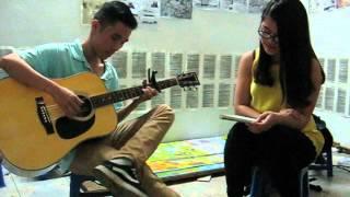 Lạc mất mùa xuân (Le géant de papier) - guitar cover