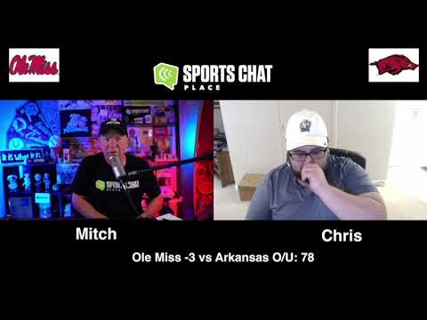 Arkansas at Ole Miss College Football Picks & Prediction Saturday 10/17/20   Sports Chat Place