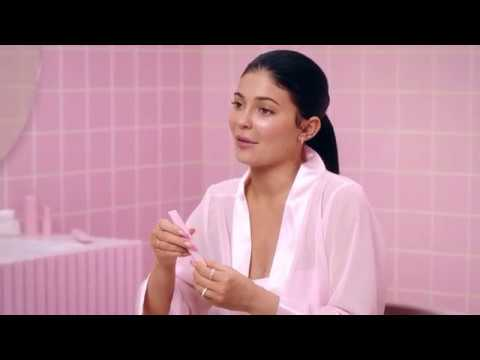 kylie skin - introducing my eye cream