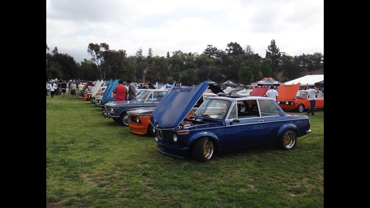 Bimmerfest BMW Car Show Rosebowl PasadenaCA YouTube - Pasadena car show