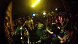 Backtrack - Their Rules,Darker Half | 7/02/14 | Bangkok,TH | Lost in Life Tour 2014