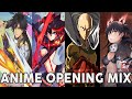 ANIME OPENING MIX #7 FULL SONG