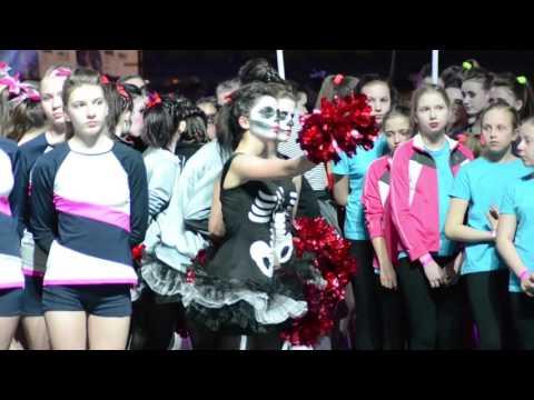 XIX Mistrzostwa Polski Cheerleaders   Gdynia Cheerleaders Cup 2016, Gdynia 09 10 kwietnia 2016 part9