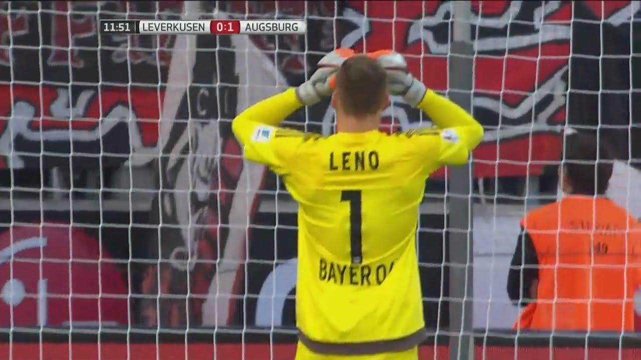 Augsburg Bayer Leverkusen