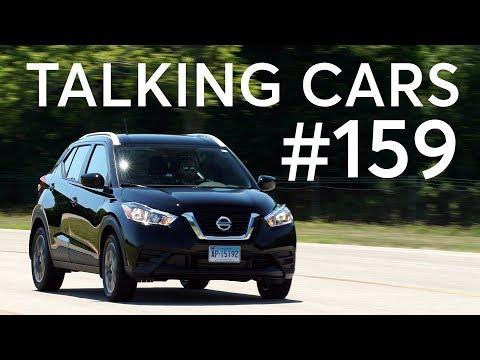 2019 Nissan Kicks; Mitsubishi Driver Incentives | Talking Cars with Consumer Reports #159