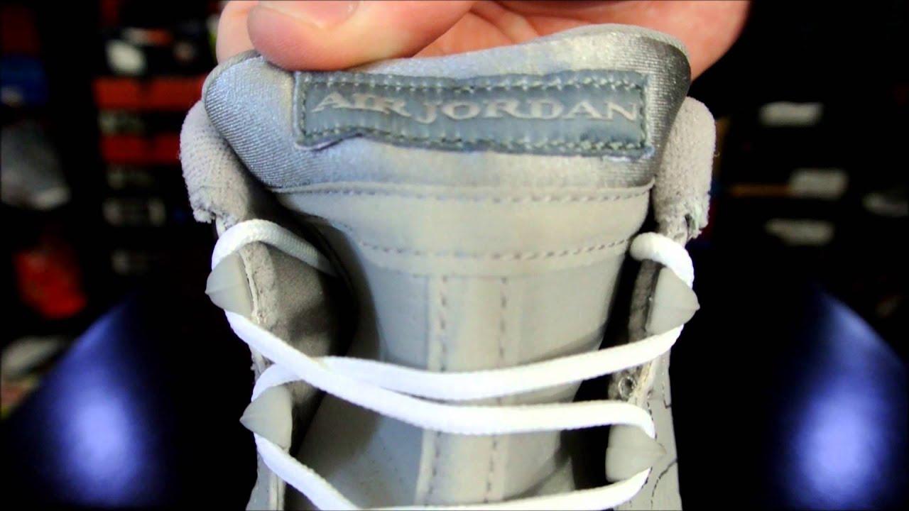 separation shoes 87d5c 94779 Air Jordan IX (9) Retro  Cool Grey  2012