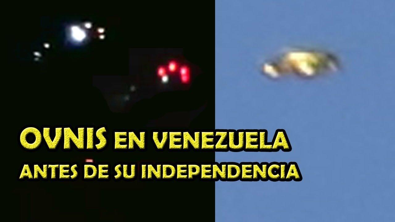 ALERTA #OVNIS Sobre Ciudad Guayana Venezuela Antes de Dia de su Independencia