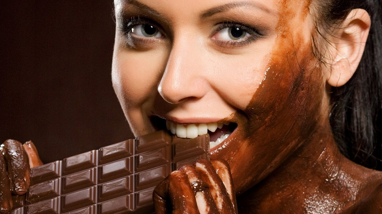 """Стиль жизни"""": шоколадная диета youtube."""