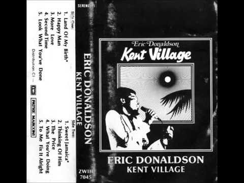 ERIC DONALDSON (Kent Village - 1990_1978) B04- What You're Doing
