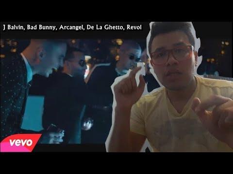 dime-feat-j-balvin,-bad-bunny,-arcangel,-de-la-ghetto,-revol-(video-reaccion)
