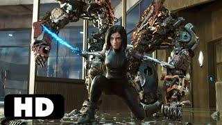 Alita Kills Grewishka | Alita: Battle Angel (2019) Movie Clip HD