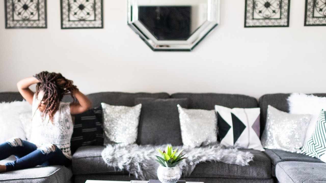 How to decorate your living room on a budget | How to design on a ...