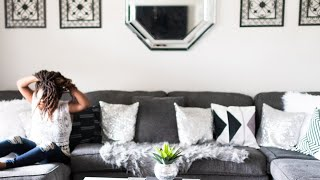 How To Decorate Your Living Room On A Budget | How To Design On A Budget With These 10 Tips!