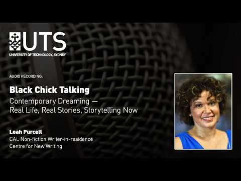 Black Chick Talking