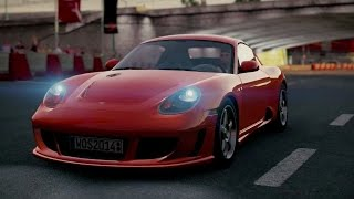 World of Speed - Fast Cars in Moscow Video