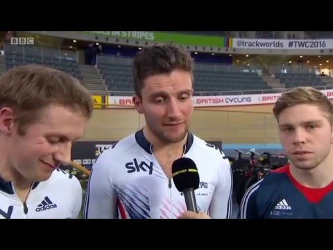 UCI Track Cycling World Championships 2016: Day 1 - Full Coverage