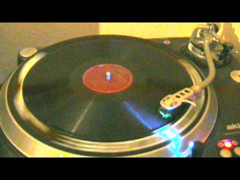 """JOHNNY BOND """"PUT ME TO BED"""" COLUMBIA 78 RPM"""