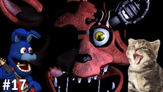 Bonnie Plays FNAF World 17 FOXY EXE IS NOT RESPONDING