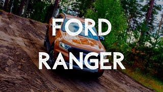 Ford Ranger Wildtrak 2019 - Koeajo (test drive)