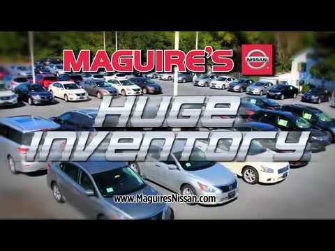 Maguire's Nissan - YouTube