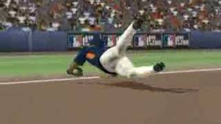 MLB 07 The Show Exclusive PS2 trailer