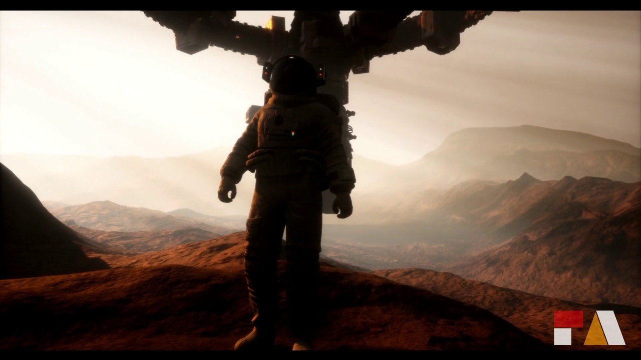I tramonti su Marte - Francesco Aubry