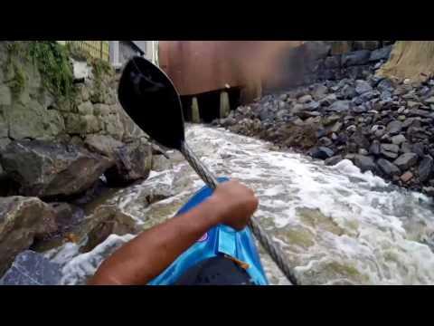 Tiber river kayaking 7-18-17
