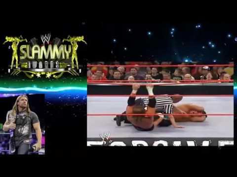 Triple H Vs Randy Orton Unforgiven 2004 Full Macth تربيل اتش ضد راندي اورتن حزام الوزن الثقيل #كاملة