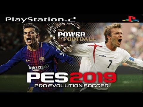 Pes 2019 Ps2 Beta Download Iso Youtube