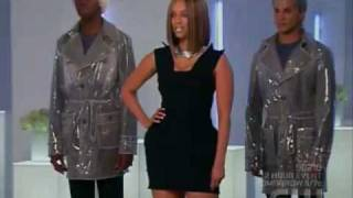 Sheena ANTM Cycle 11 Episode 1