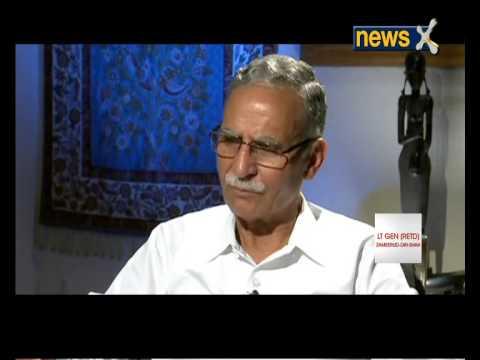 UP ki Udaan: Lieutenant General(Retd) Zameeruddin Shah Vice Chancellor of Aligarh Muslim University
