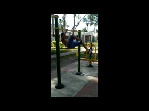 Street workout kids colombia