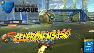 main Rocket League di INTEL Celeron N3150