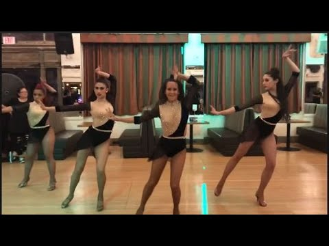 Erica Reyna Ladies Team Salsa - Granada Bachata Thursdays - 9/27/2018