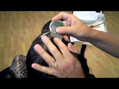Head Lice Removal Combing Techniques - Lice Control