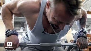 Back Workout for Building Bigger Lats | Kris Gethin