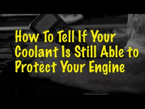The Trainer #53 - Is The Coolant Still Doing It's Job? How To Know For Sure