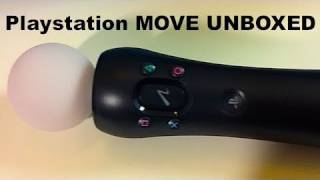 Playstation MOVE UnBoxing
