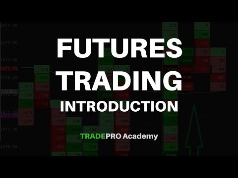Introduction to Day Trading Futures (FULL LESSON) - Day trading like a professional trader.