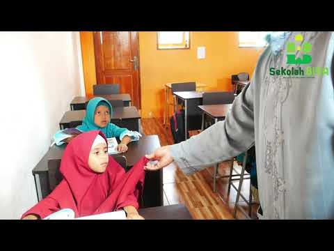 Belajar Percakapan Bahasa Arab Anak-anak SDIT BISA Bogor