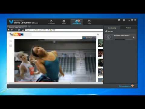 Como converter vídeos de YouTube para AVI