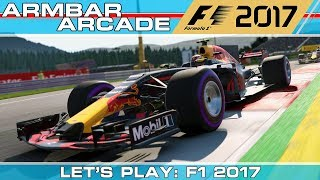 THE BEST CODIES F1 GAME YET? - F1 2017|Armbar Arcade Plays