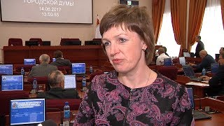 Маргарита Гусева о выборах в Гордуму