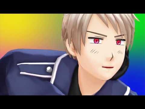 【 MMD Hetalia 】 Legs Meme『Prussia』